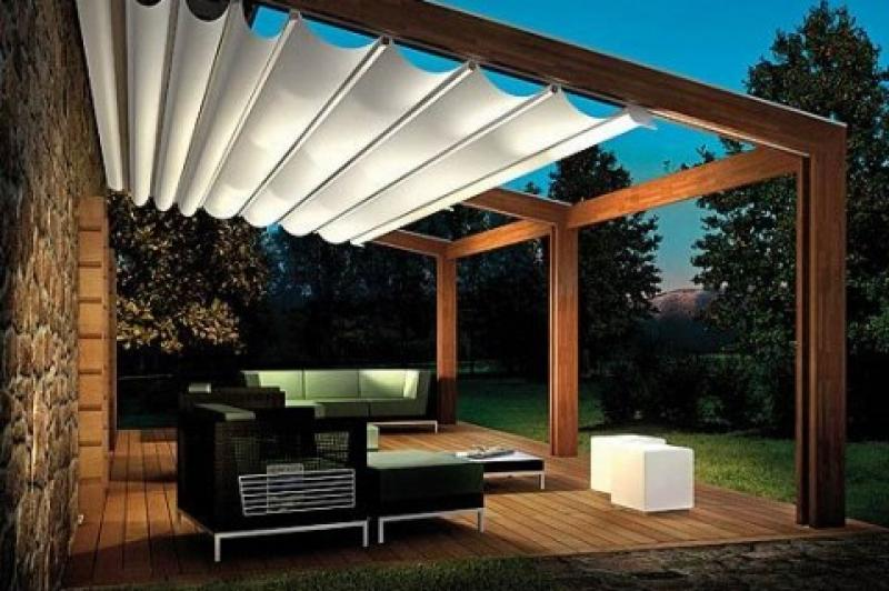 Pergolas de aluminio - Pergolas de aluminio para jardin ...